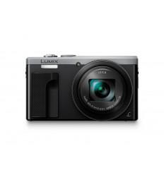 """Panasonic Lumix DMC-TZ80 Cámara compacta 18.1MP 1 2.3"""" MOS 4896 x 3672Pixeles Negro, Plata"""